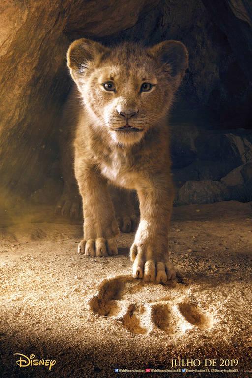 Cine Roxy Passos - O Rei Leão