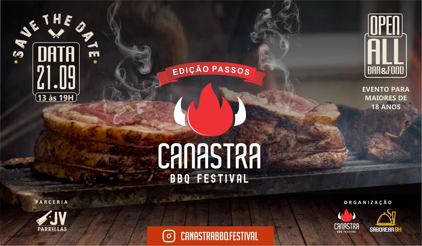 Canastra BBQ Festival Passos MG.