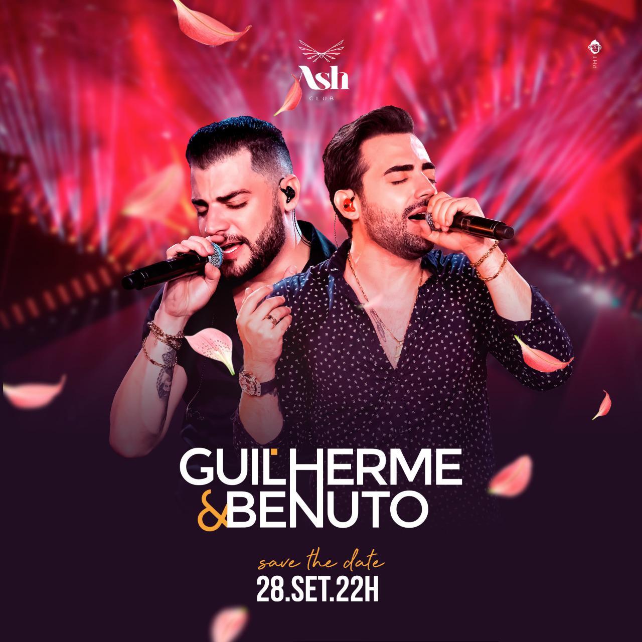 Ash Club - Guilherme e Benuto