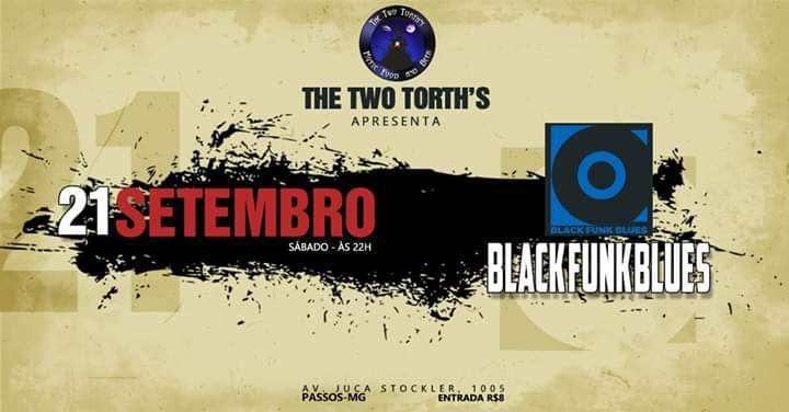 The Two Torth's - Music, Food & Beer - Black Funk Blues