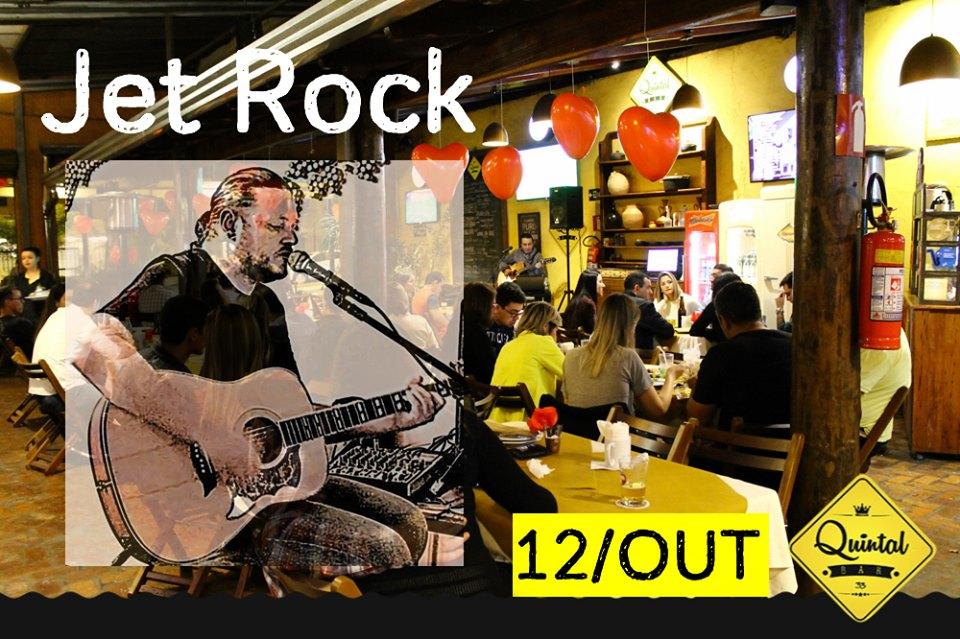 Quintal Bar 33 - Jet Rock