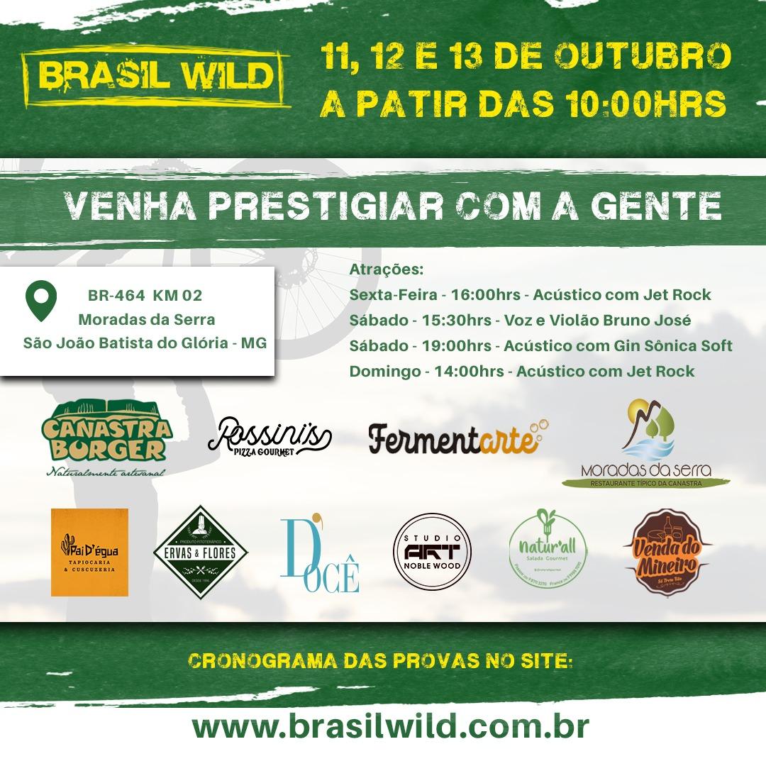 Moradas da Serra - Brasil Wild / São João Batista do Glória MG