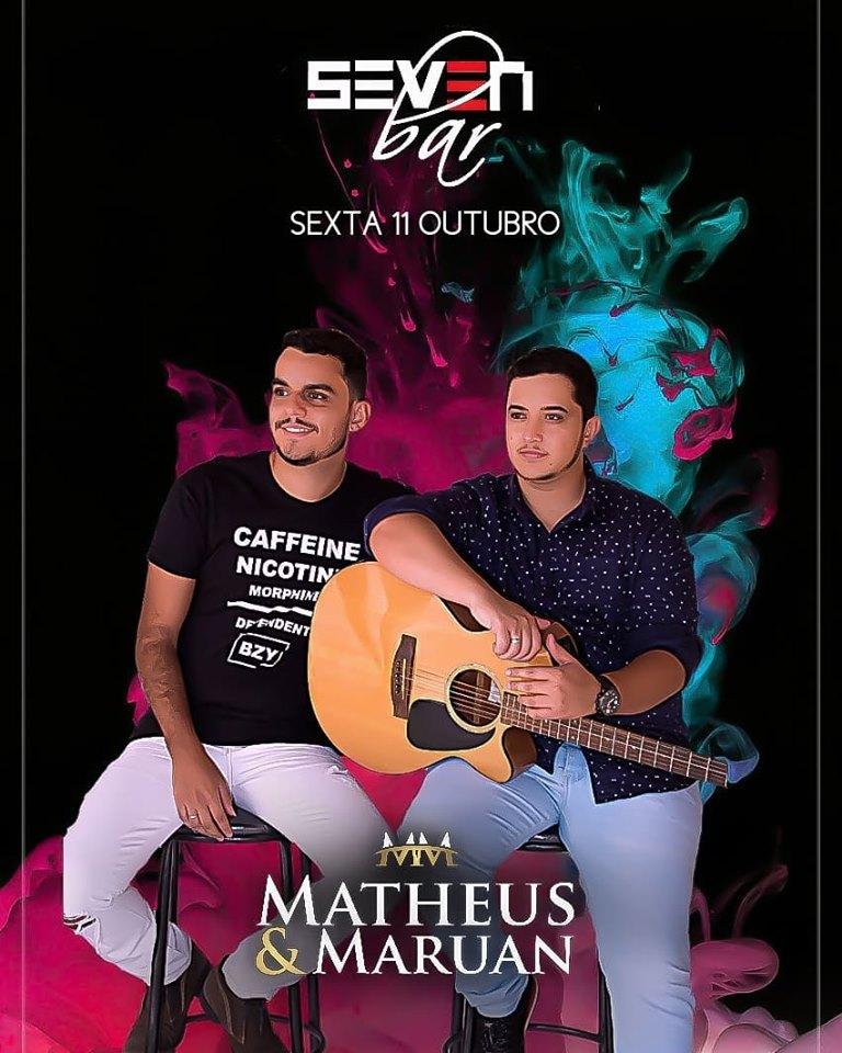 Seven Bar - Matheus e Maruan / São João Batista do Glória-MG