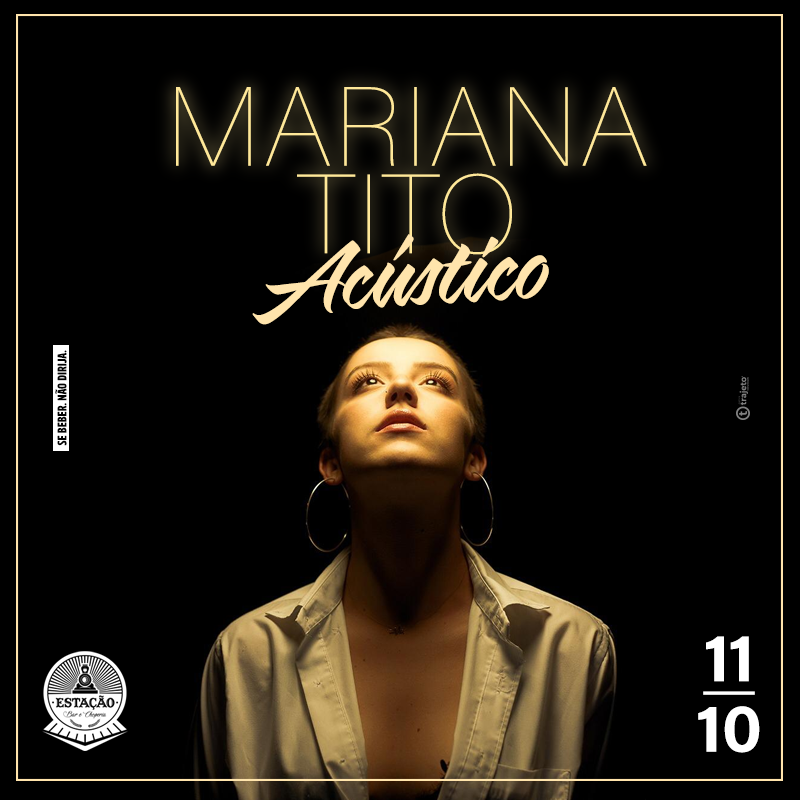 Estação Bar e Choperia - Mariana Tito / São Sebastião do Paraíso MG