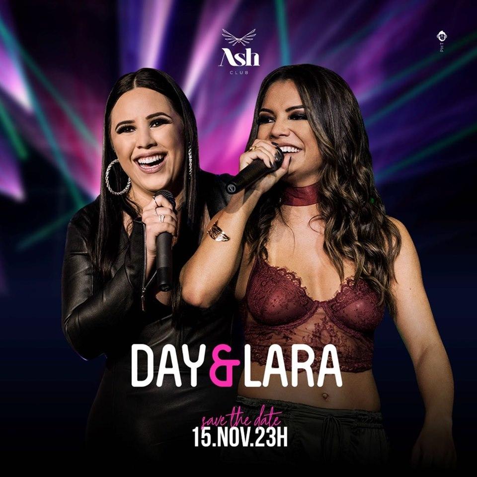 Ash Club - Day e Lara