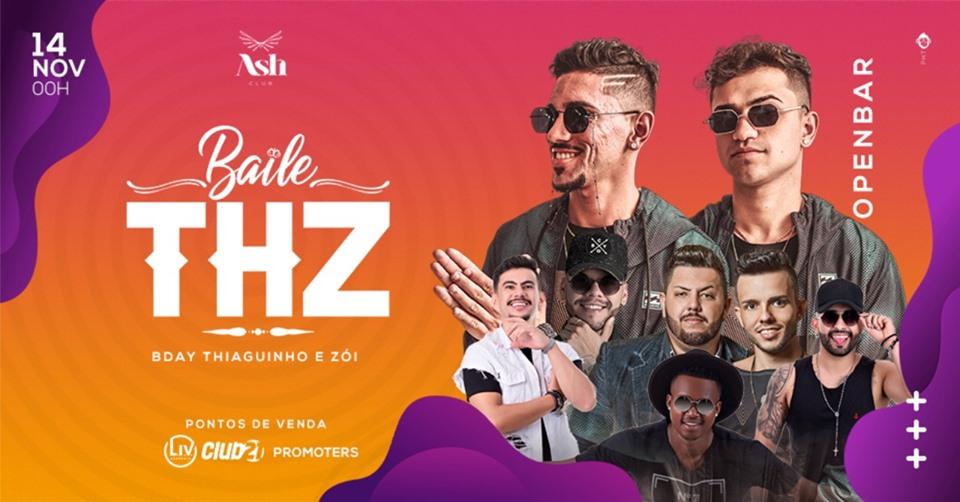 Ash Club - BAILE THZ