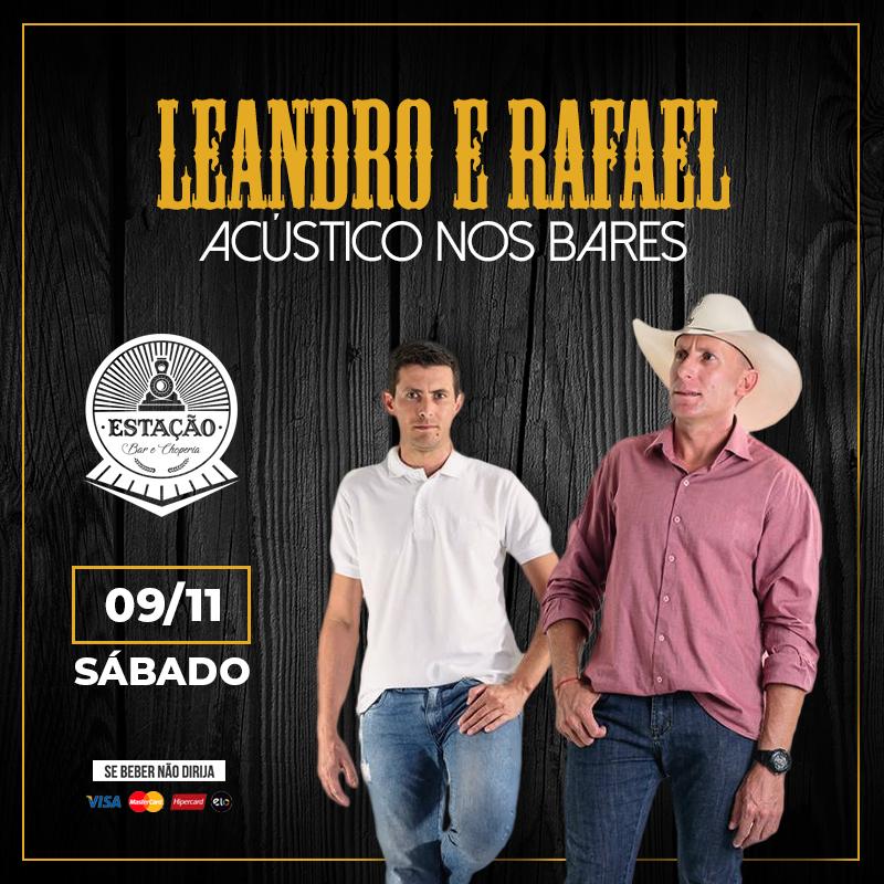 Estação Bar e Choperia - Leandro e Rafael / São Sebastião do Paraíso-MG