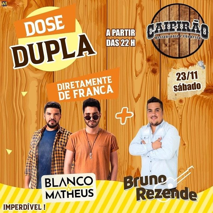 Caipirão - Blanco e Matheus + Bruno e Rezende