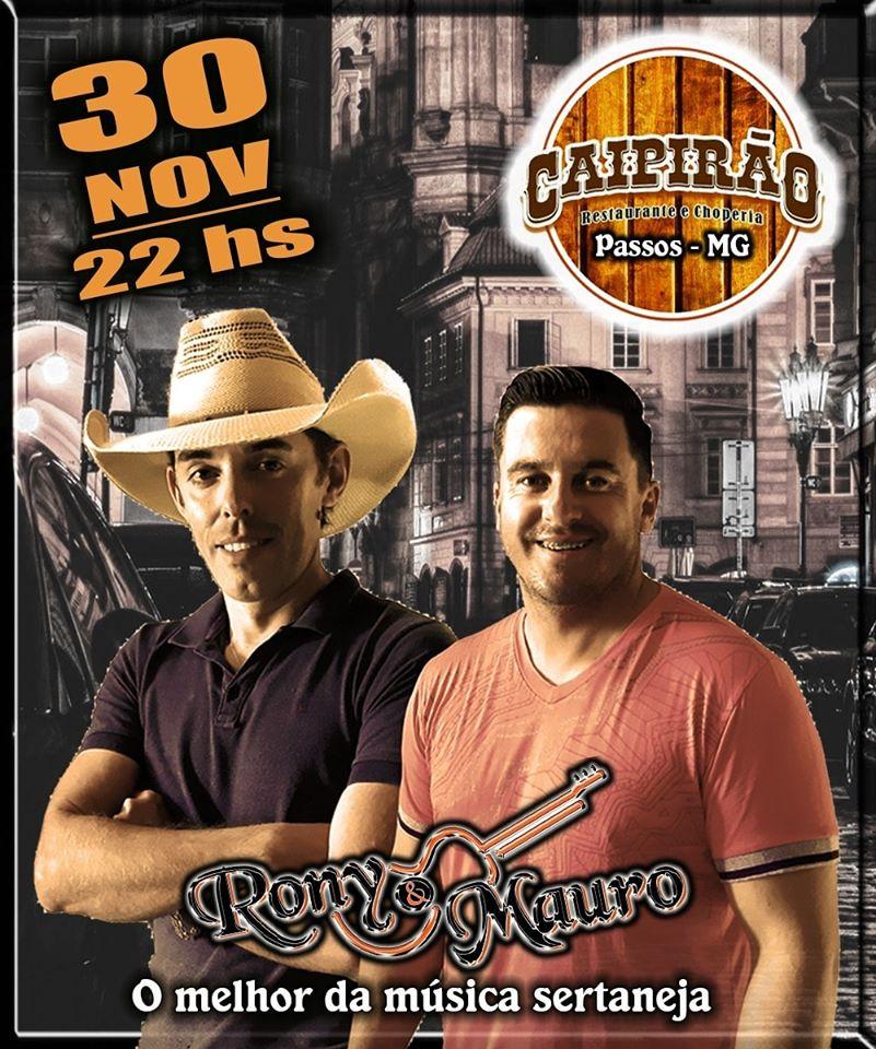 Caipirão - Rony e Mauro