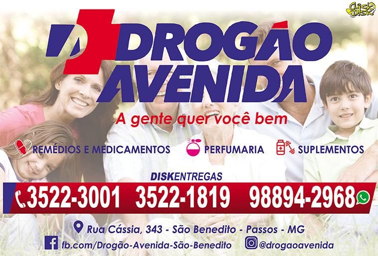 Drogão Avenida