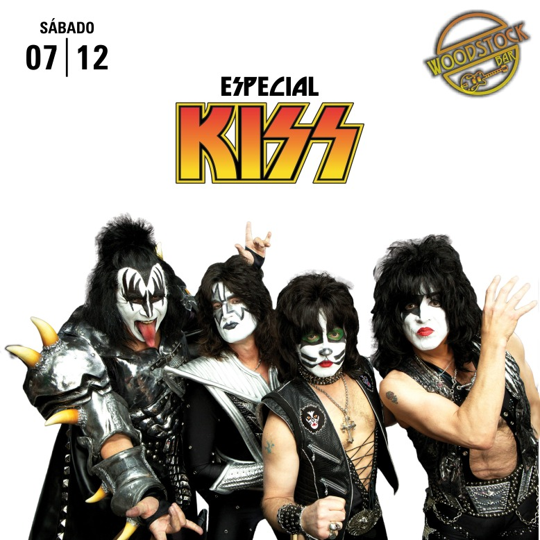Woodstock Bar - Especial Kiss