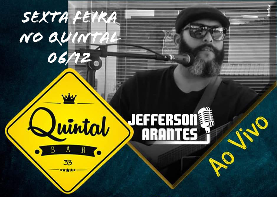 Quintal Bar 33 - Jefferson Arantes