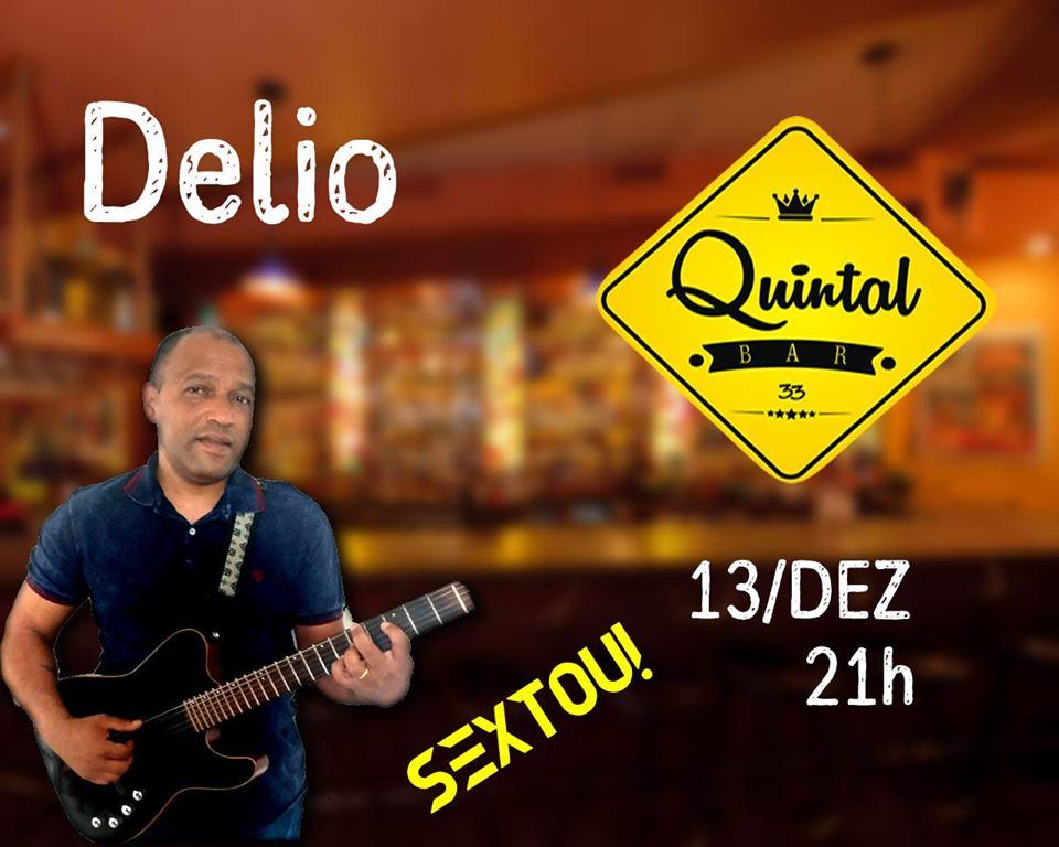 Quintal Bar 33 - Délio