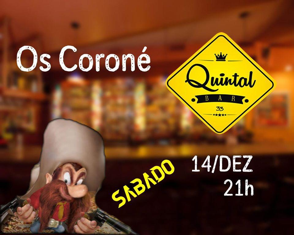 Quintal Bar 33 - Os Coroné