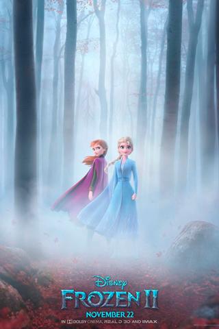 Cine Roxy Passos MG - Frozen 2