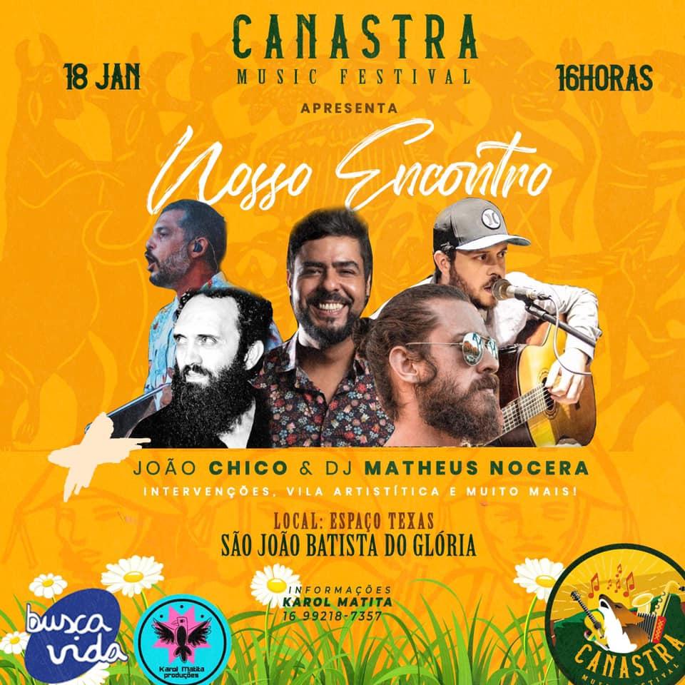 Espaço Texas - Canastra Music Festival - NOSSO ENCONTRO / São João Batista do Glória-MG