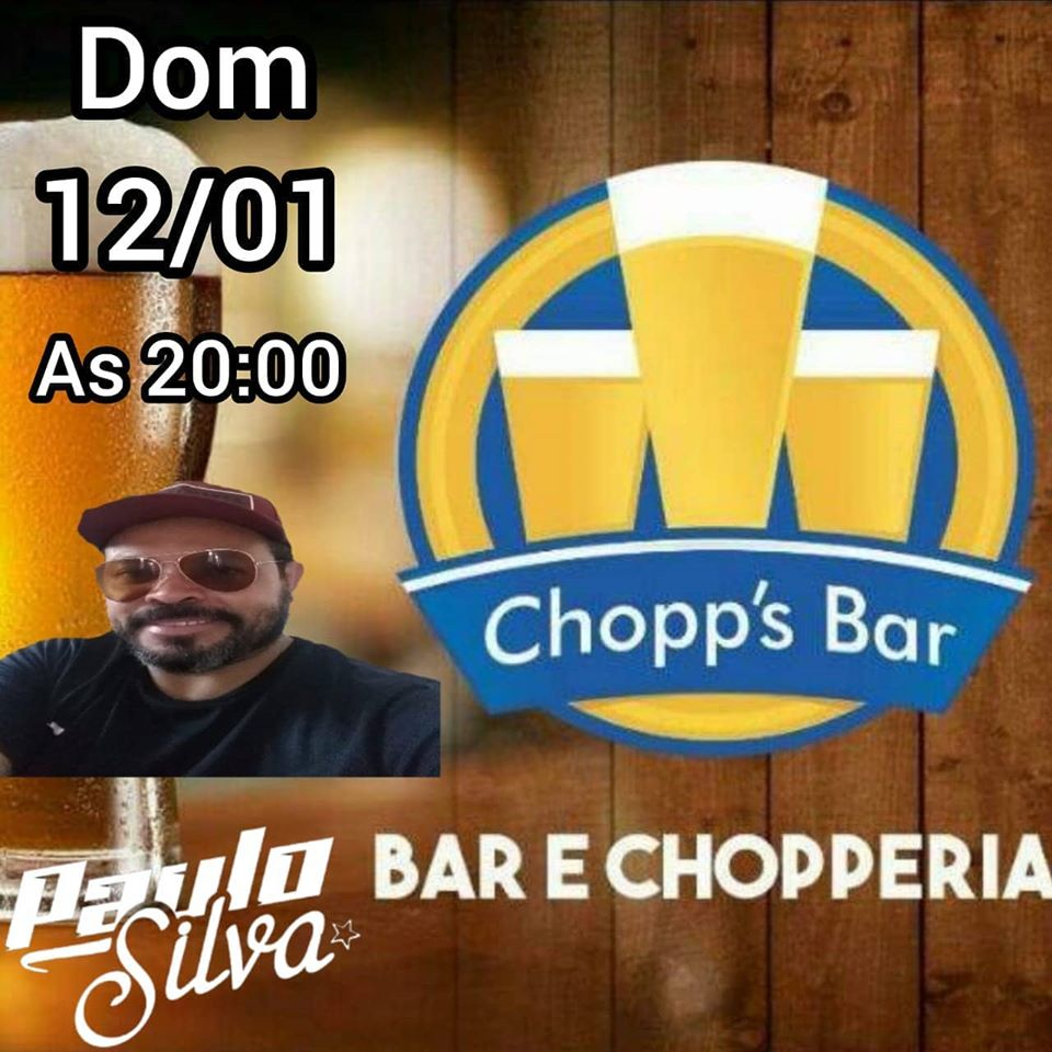 Chopp's Bar - Paulo Silva