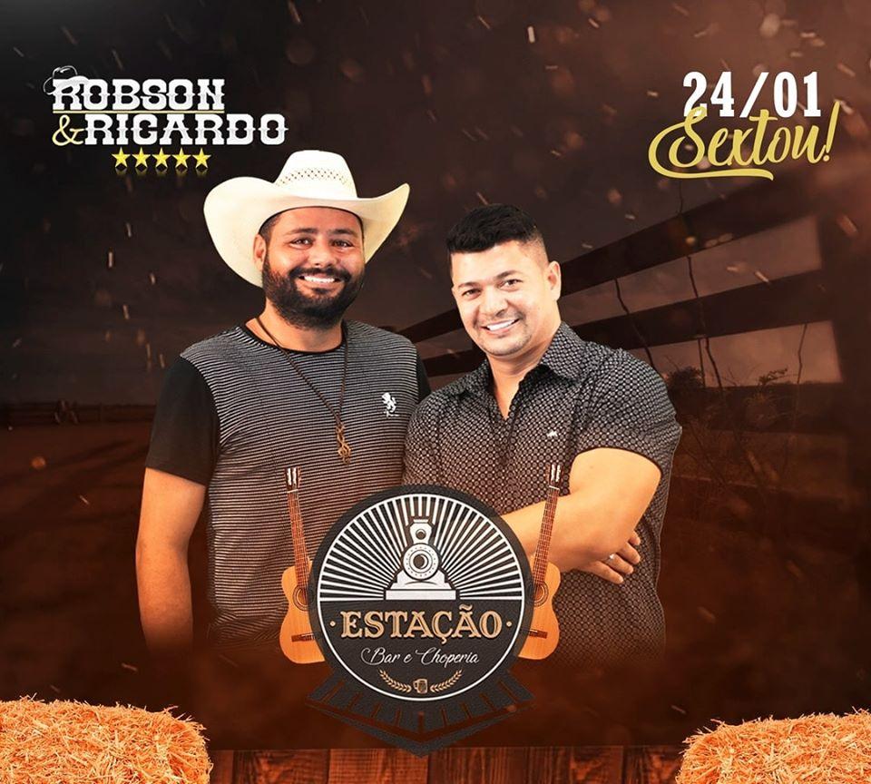 Estação Bar e Choperia - Robson e Ricardo / São Sebastião Do Paraíso-MG