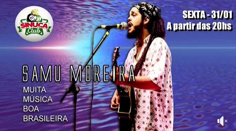 Sinuca Club - SAMU MOREIRA
