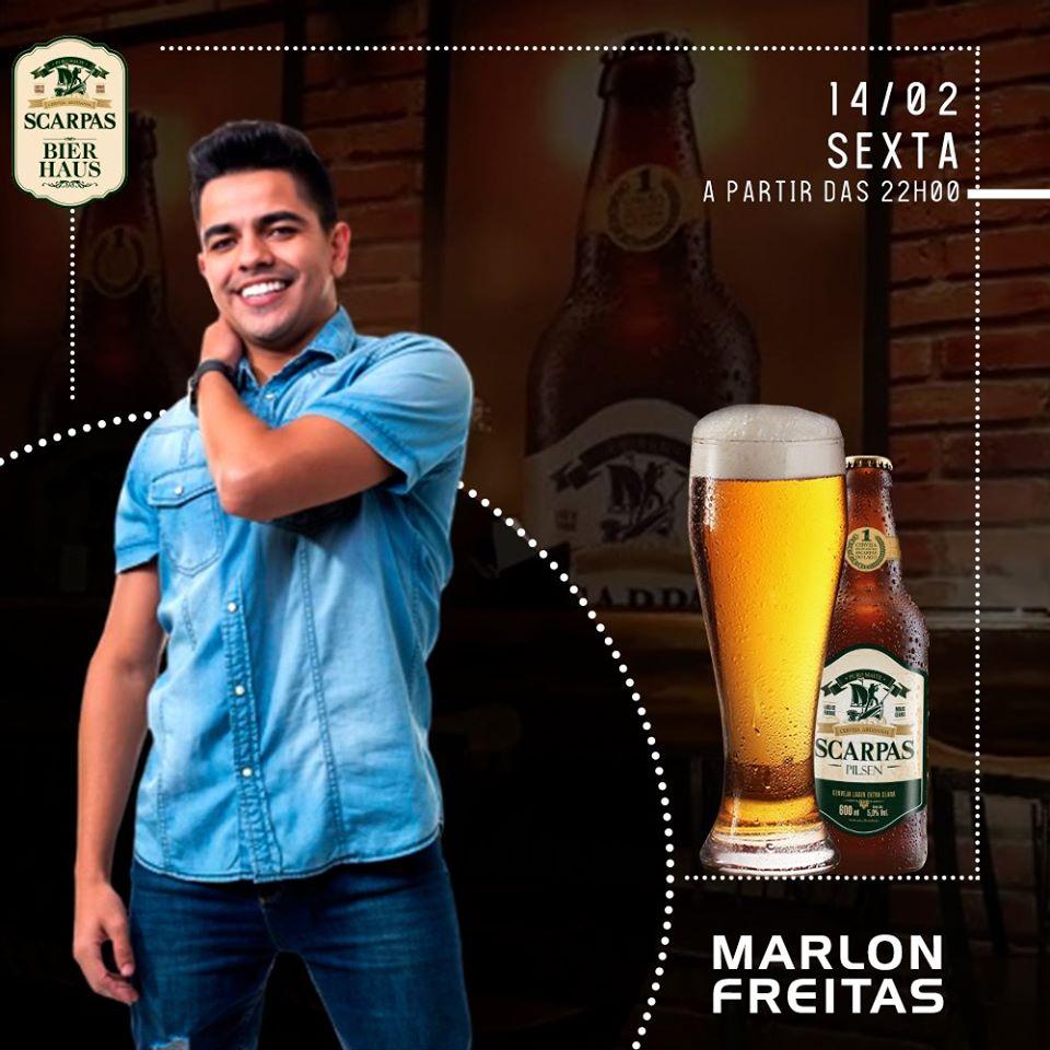 Scarpas Bier Haus - Marlon Freitas / Capitólio-MG