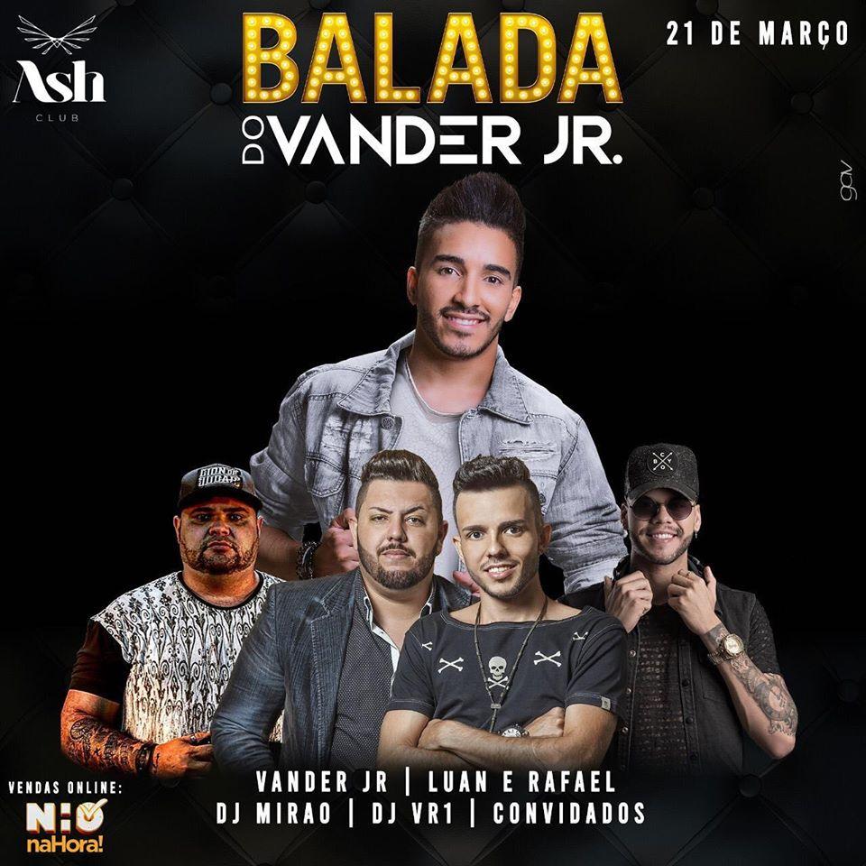 Ash Club - Balada do Vander Jr.