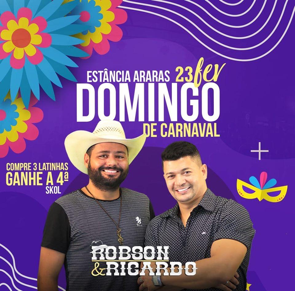 Estância Araras - Robson e Ricardo / São Sebastião do Paraíso-MG