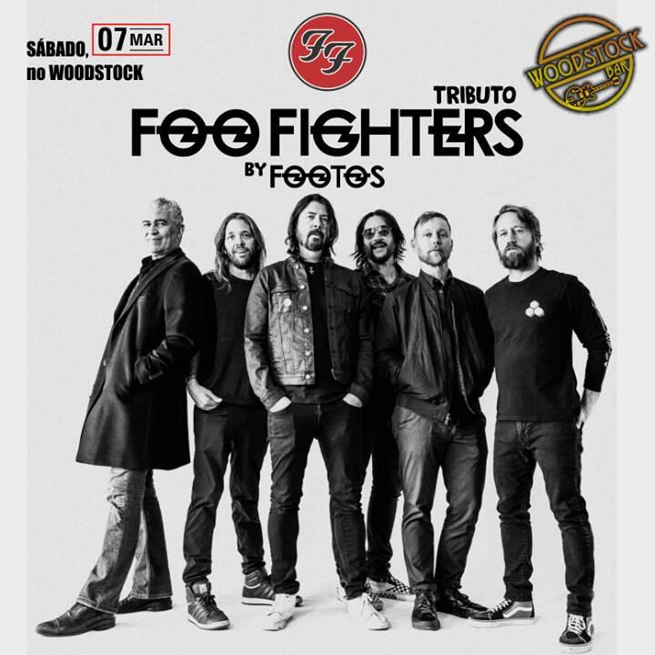 Woodstock Bar - Tributo Foo Fighters