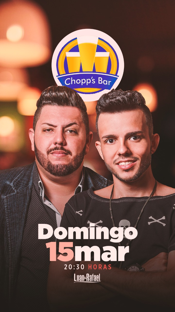 Chopp's Bar - Luan e Rafael