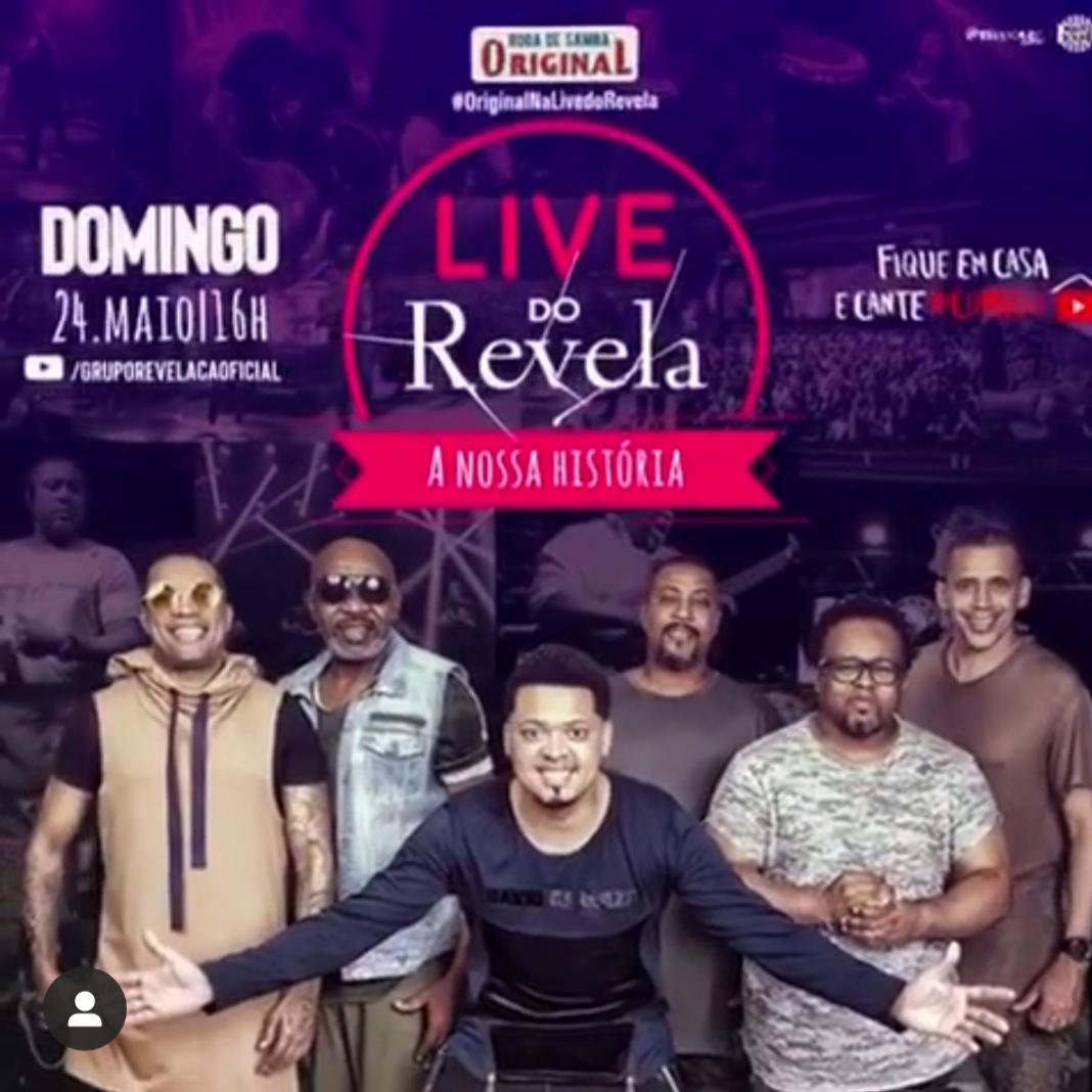 Live do Revela