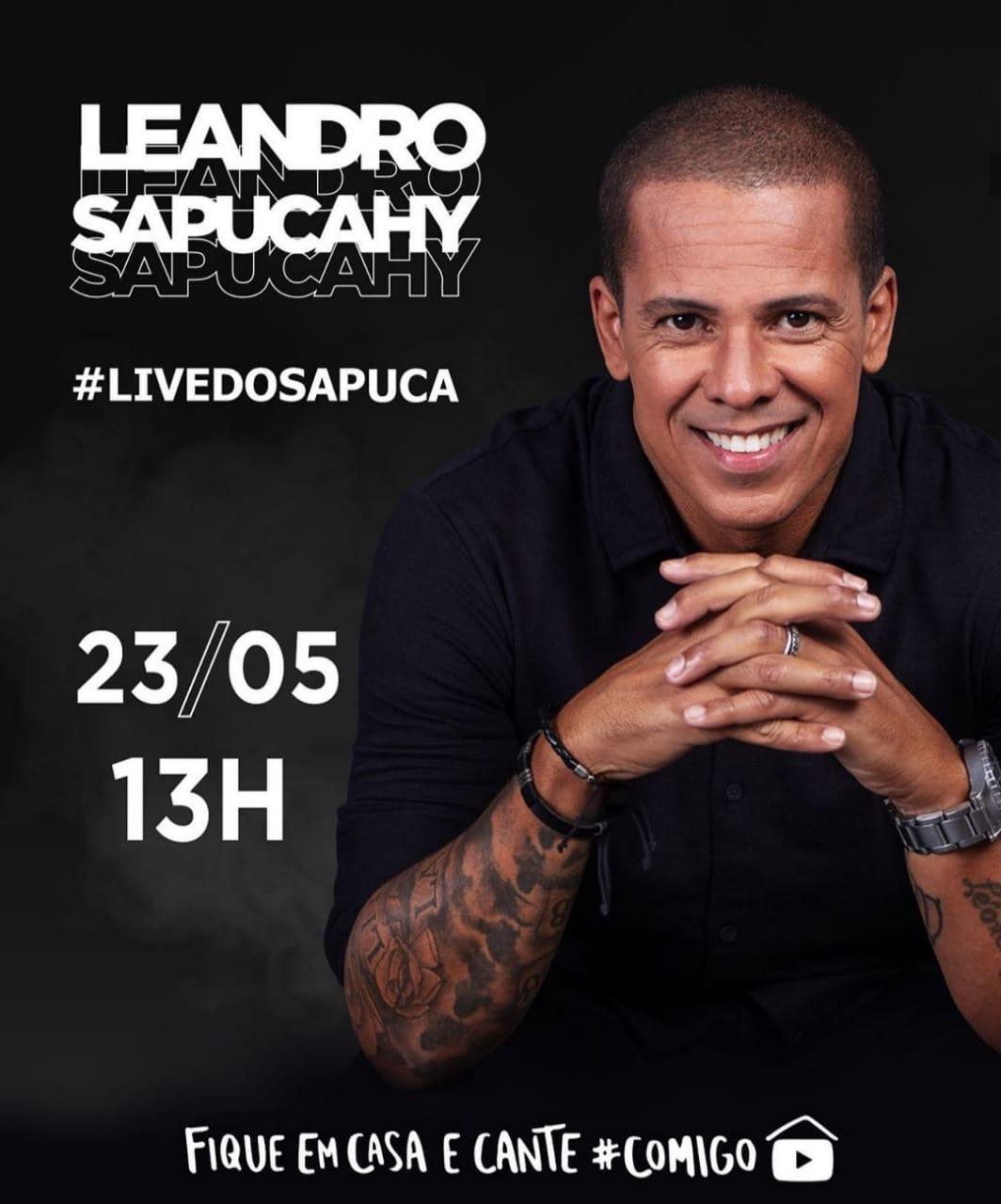 Live Leandro Sapucahy