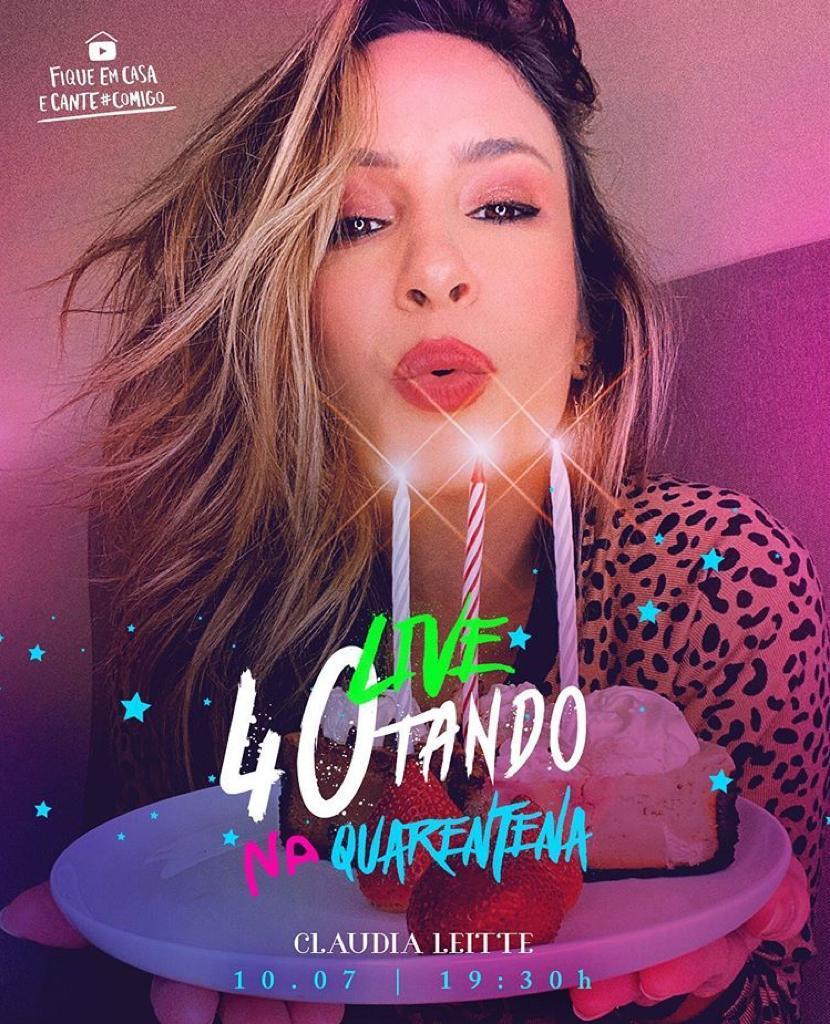 Live Claudia Leitte