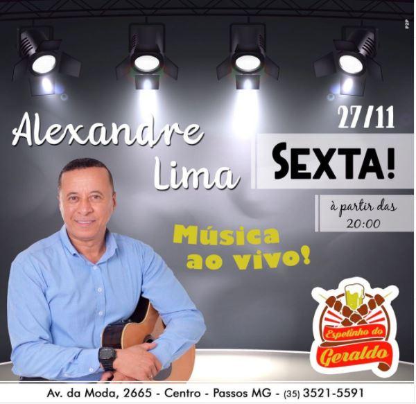Espetinho do Geraldo - Alexandre Lima