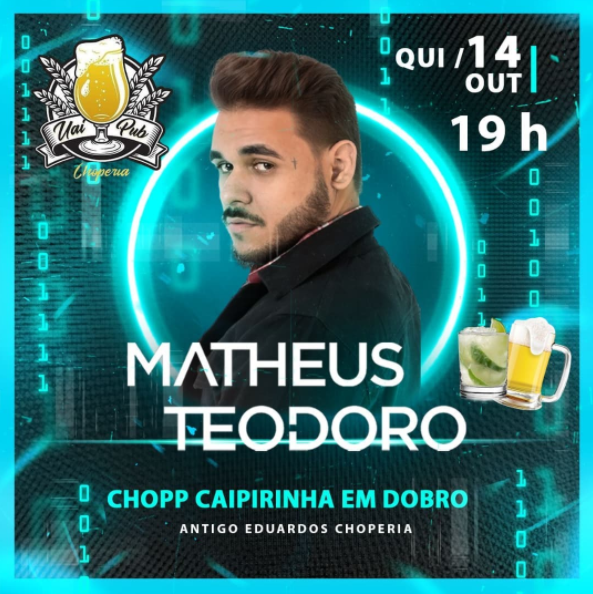 Uai Pub Choperia - Matheus Teodoro