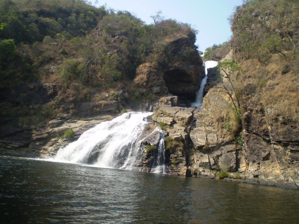 Guia de Cachoeiras São João Batista do Glória MG.