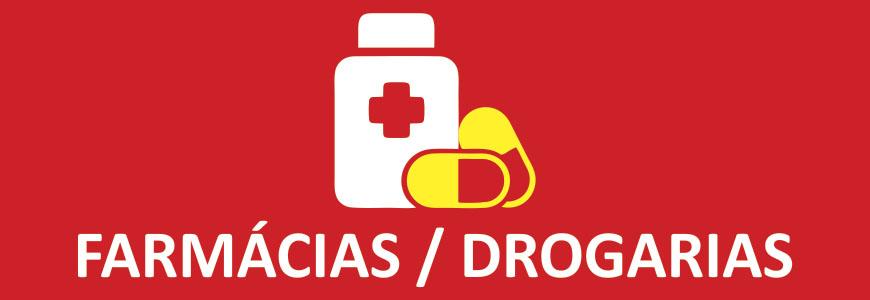 Farmácias / Drogarias