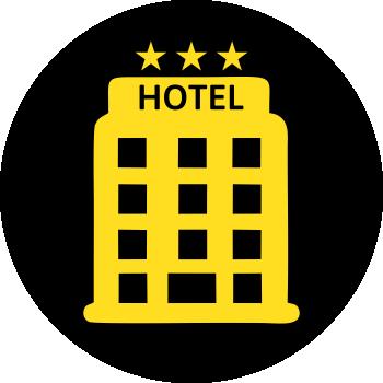 Hotéis / Pousadas