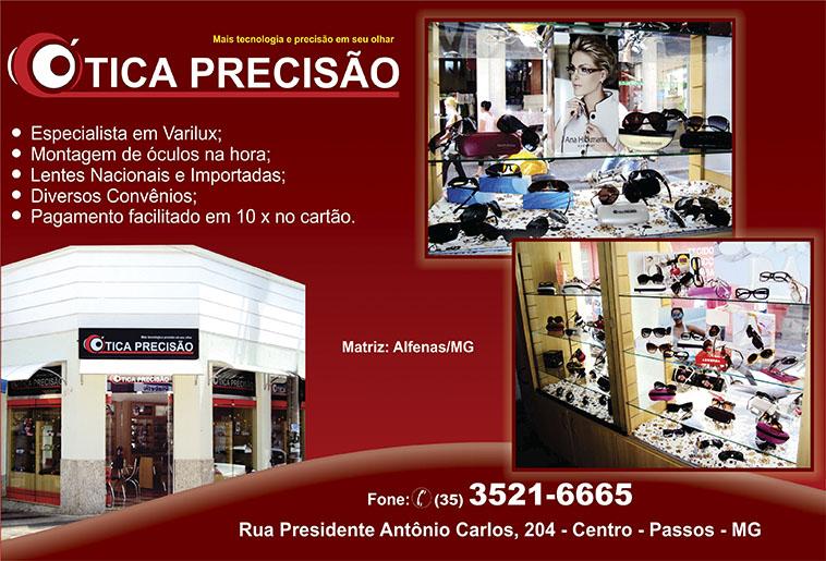 ÓTICA PRECISÃO, 3521-6665 - CLICK   DISK bf65cdda2d